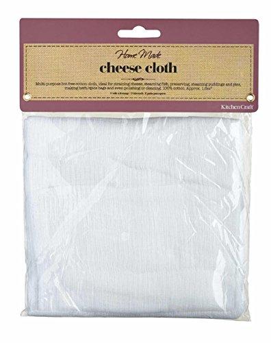 Käsetuch, handgemacht
