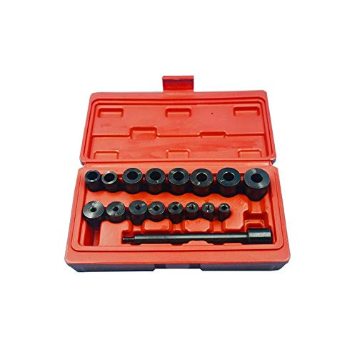 17Pcs Universal Clutch Alignment Kit Set Aligning Auto Repair Tool For All Cars & Vans