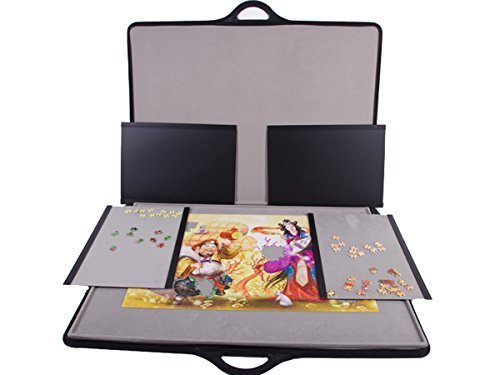 JIGSORT 1500 - Jigsaw puzzle case for up to 1,500 pieces from Jigthings by Jigthings