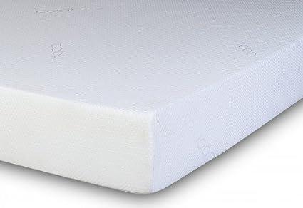 Colchón de espuma Reflex 1500 orto dormir - EU/IKEA King Size con comodidad REGULAR