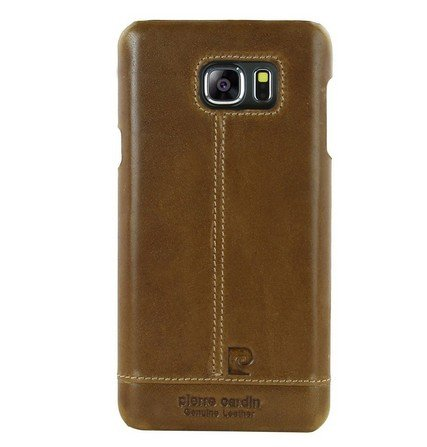 best sneakers 92833 f9783 Genuine Pierre Cardin Leather Back Case Cover For Samsung Galaxy ...