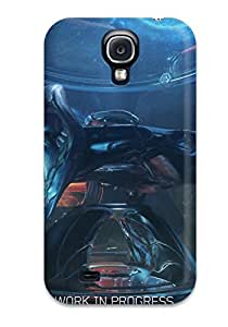 Myra Fraidin's Shop New Cute Funny Halo 5: Guardians Case Cover/ Galaxy S4 Case Cover 2321759K50241546