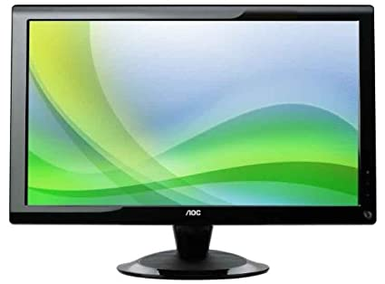 amazon com aoc 2436vw 24 widescreen hd monitor computers rh amazon com