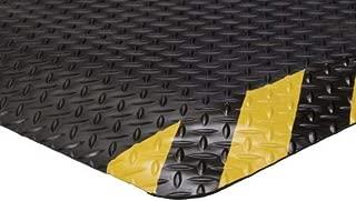 product image for Apache Mills Antifatigue Runner, Vinyl, 10 ft. x 3 ft, 1 EA - 3906709173X10