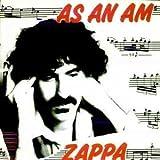 As an Am Zappa by Zappa, Frank (1991-07-16)