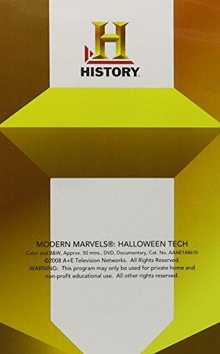 Modern Mar: Halloween Tech]()