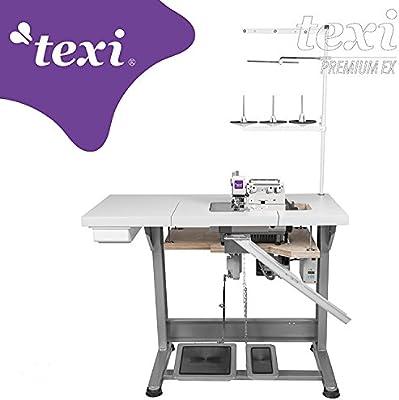 TEXI de la Industria – Máquina de Coser overlock – Roll Dobladillo ...