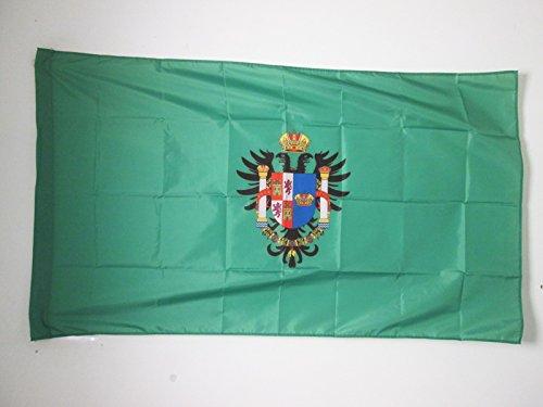 AZ FLAG Bandera de la Provincia DE Toledo 150x90cm para Palo ...
