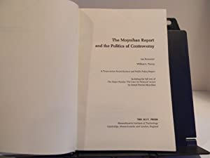 Hardcover The Moynihan report and the politics of controversy,including the full text of 'The Negro family: the case for national action',by Daniel Patrick Moynihan Book