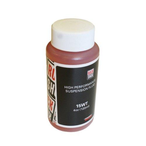 Rock Shox 11.4315.021.040 15WT Suspension Oil – 120 ml, Grijs