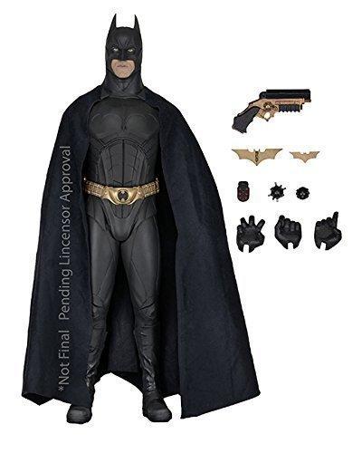 Neca Batman Begins (Christian Bale) 1:4 Scale Action Figure