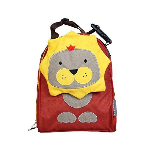 My Milestones 3D Animal Series Kids/Toddlers Lunch Bag   Lion