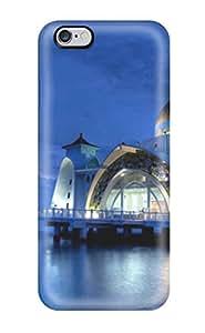 Theodore J. Smith's Shop New Style premium Phone Case For Iphone 6 Plus/ Masjid Selak Melaka Tpu Case Cover 1889212K39692835