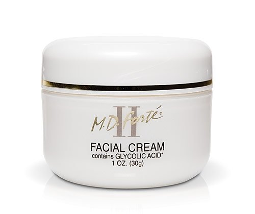 MD forte facial cream II 1oz new in box (read descriptions)