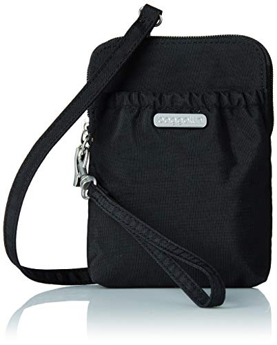 Baggallini Bryant Pouch (Black, Pack of 1)