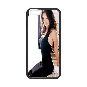 iPhone 6 4.7 Inch Cell Phone Case Black Olivia Wilde OJ645627