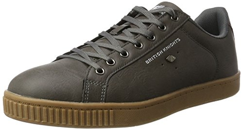 Sneaker British 02 Knights Grigio Uomo dk Grey Duke crepe EEgwCP1xq