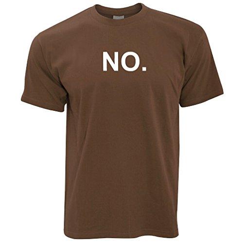 No Maglietta Solo Ted Tim La Brown Chocolate Divertente Con Parola And 8FtHg
