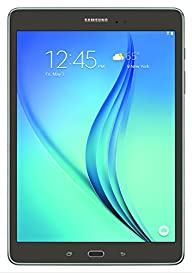 Samsung Galaxy Tab A 9.7-Inch W-Fi Tablet (16 GB, Smoky Titanium with S-Pen)