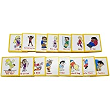"""Kenson Kids Movez Supplemental Exercise Pack for the """"I Can Do It!"""" Charts"""