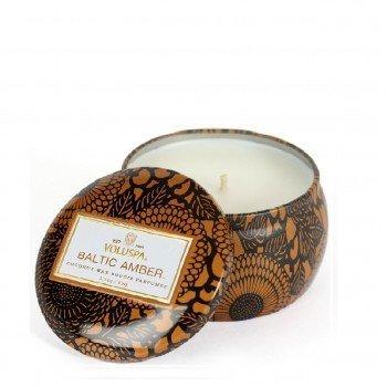 - Voluspa Baltic Amber Petite Decorative Candle 4 oz