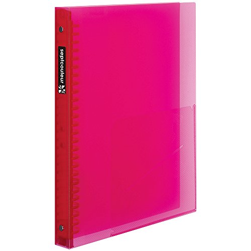 Maruman file note concept Couleur B5 pink - Concept Notes