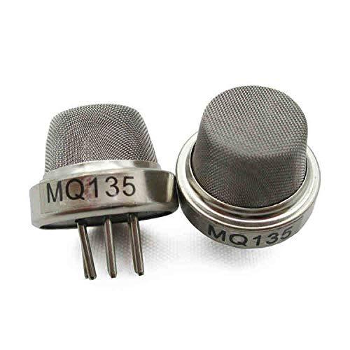 2PCS Sensor MQ-135 Probe Hazardous Gas Ammonia Sulfide Detection CK