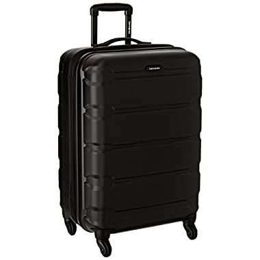 Samsonite Omni PC 24  Spinner Black One Size