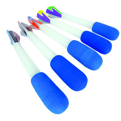 Marky Sparky Blast Pad and Faux Bow - Universal Refill Missiles/Arrows (Pack of 5) NOT for The Faux Bow PRO: Toys & Games