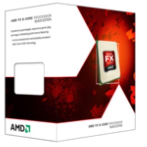 AMD FX-6300 Six Core Processor Socket AM3+ 3.5GHZ 14MB 95W Retail Box by AMD
