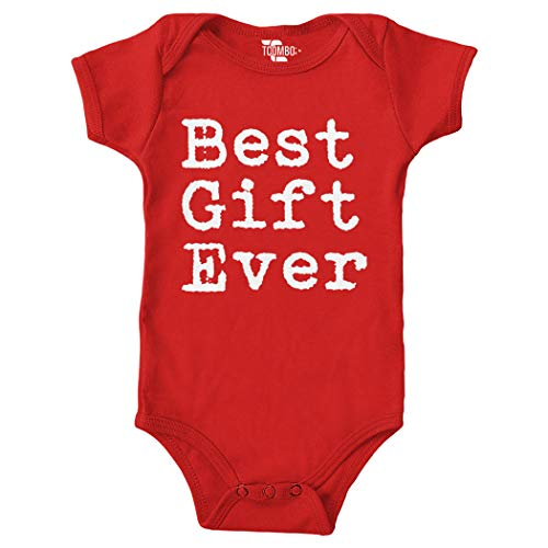 Best Gift Ever Christmas Onesie
