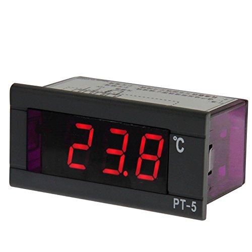 Kühlschrank Gefrierschrank Thermometer Digital LCD Probe Thermograph für Kühlschrank, Temperaturbereich: -40 bis 110 Grad Celsius SHI