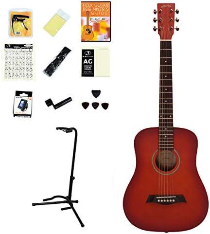S.Yairi/YM-02/CS (Cherry Sunburst) 【アコースティックギター14点入門セット!】 ヤイリ ミニギター フォークギター アコギ YM02 入門 初心者