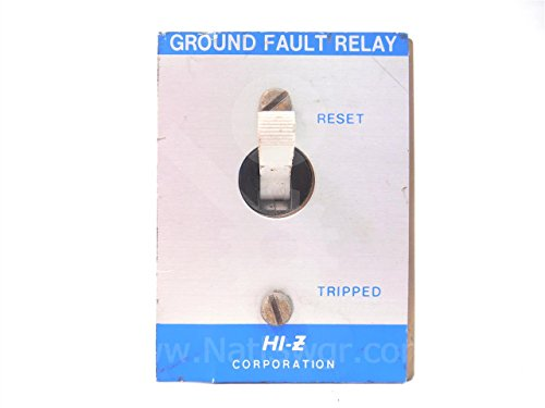 Ground Fault Relay (AZM31 AB - HI-Z CORP GROUND FAULT RELAY)