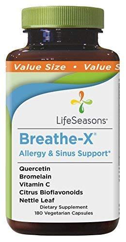 Lifeseasons Breathe-x Value Size Multivitamins, 180 Count
