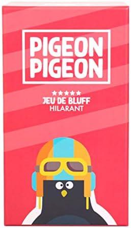 Jeu de société Pigeon Pigeo…