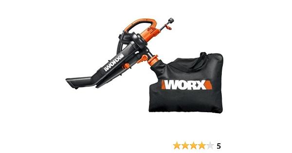 3-en-1 portable leaf blower and mulcher vacuum leaves petrol