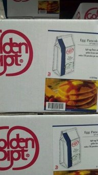 Golden Dipt Egg Pancake Mix 5 Lb. - Lb 5 Pancake