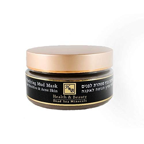 Health & Beauty Dead Sea Minerals - Purifying Mud Mask Enriched With Aloe Vera 220g