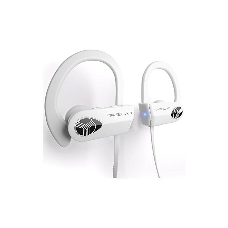 TREBLAB XR500 Bluetooth Headphones, Best