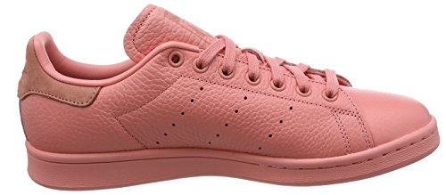 Pink raw Pink Rose De Smith tactile Stan Adidas Chaussures Randonnée Rose tactile Homme Basses xwgTx0fq7n