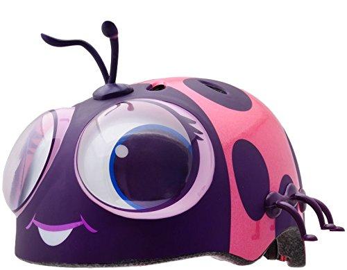 Cheap Raskullz Googly Eye Lady Toddler 3+ Multisport Helmet