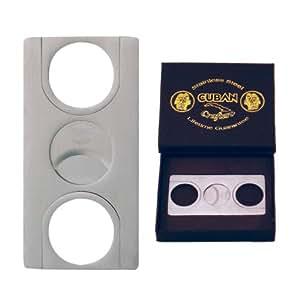 Stainless Steel Euro Cigar Cutter