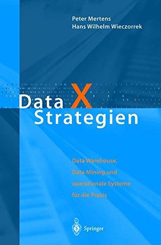Data X Strategien