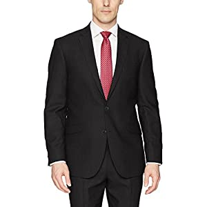 Kenneth Cole REACTION Men's Techni-Cole Stretch Slim Fit Suit Separate Jacket,