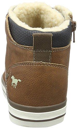 Braun Sneakers 3 601 Homme 4103 Braun Mustang Kastanie Marron Hautes Ww7YFUEcq
