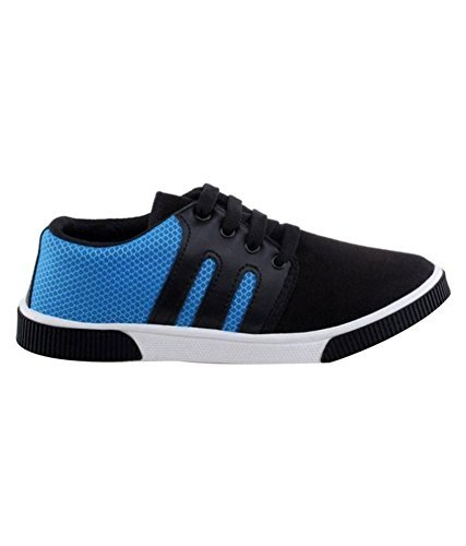 6ad83954ca64 Scatchite Men s Blue Combo Of Sports Shoe   Casual Shoe - 6  Buy Online at  Low Prices in India - Amazon.in