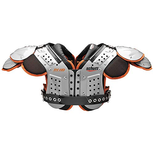 Schutt Sports Varsity XV HD All Purpose Shoulder Pad, Large -