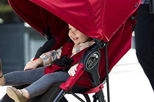 Baby Jogger City Mini ZIPCar Seat Adapter - Graco Click Connect, Black