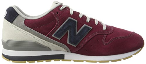 Formateurs With 996 Rouge Navy Homme Suede New Burgundy Balance aT4q6